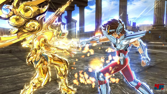 Screenshot - Saint Seiya: Soldiers' Soul (PC) 92503023