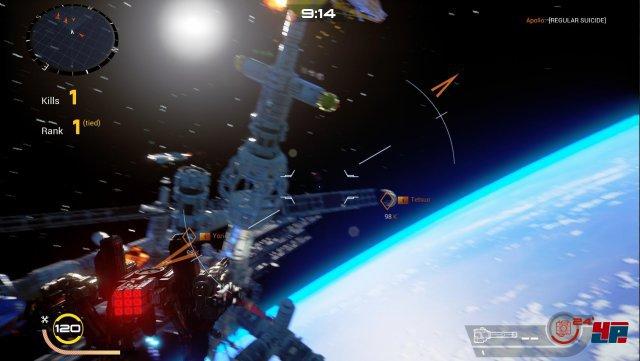 Screenshot - Strike Vector (PlayStation4)