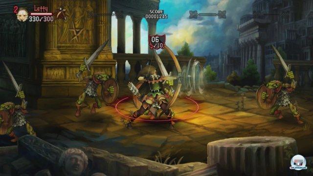Screenshot - Dragon's Crown (PlayStation3) 92470476