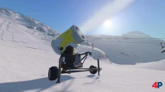 Screenshot - Winter Resort Simulator (PC) 92601337
