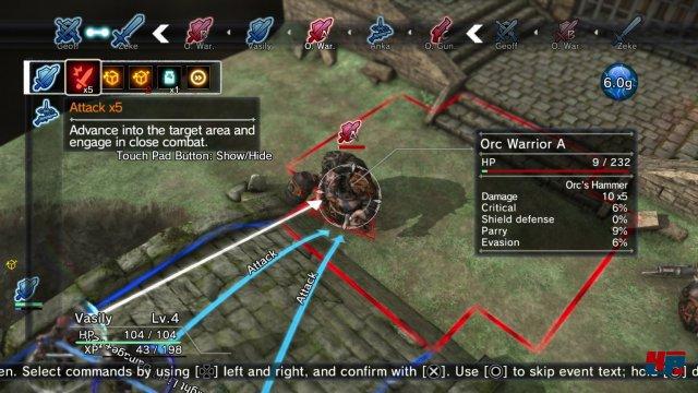 Screenshot - Natural Doctrine (PlayStation3) 92491873