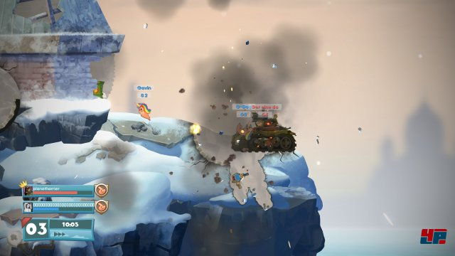 Screenshot - Worms W.M.D (PC) 92532190
