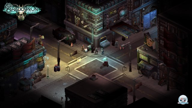 Screenshot - Shadowrun Returns (Android) 92456838
