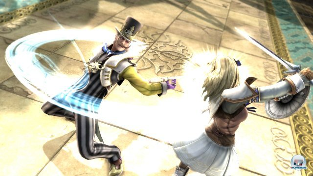 Screenshot - Soul Calibur V (360) 2279187