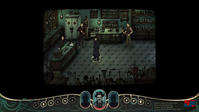 Screenshot - Stygian: Reign of the Old Ones (PC) 92570367