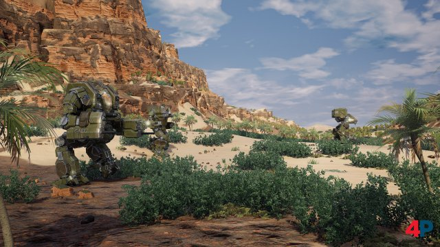 Screenshot - MechWarrior 5: Mercenaries (PC) 92602613