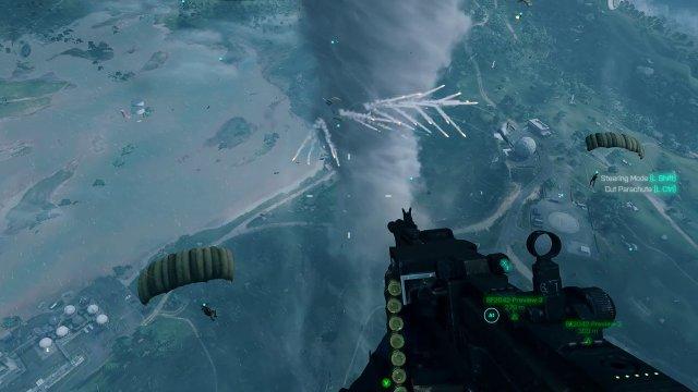 """Der Tornado ist sowohl für einen Ortwechsel als auch für """"Luftkämpfe""""  gut!"""