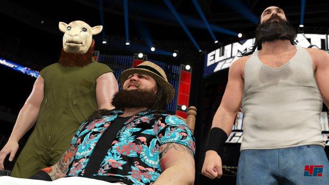 Screenshot - WWE 2K15 (PlayStation4) 92495759