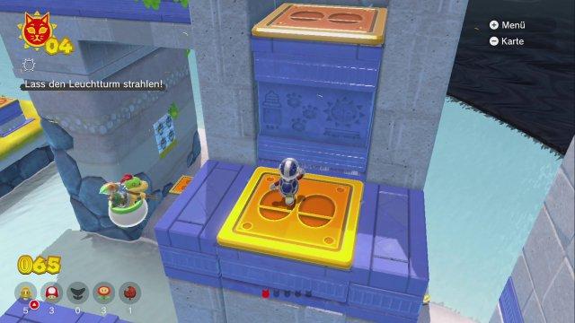 Screenshot - Super Mario 3D World   Bowser's Fury (Switch) 92634385