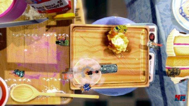 Screenshot - Micro Machines World Series (PC) 92548822