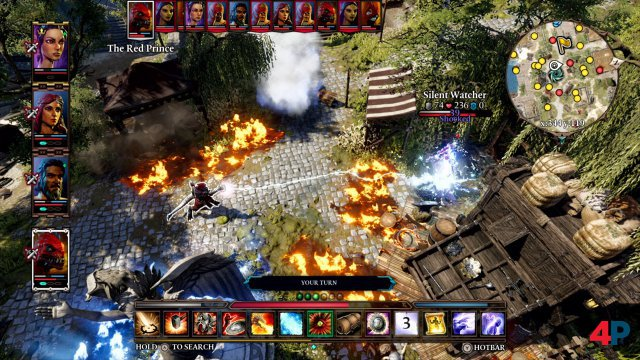 Screenshot - Divinity: Original Sin 2 (Switch) 92597778