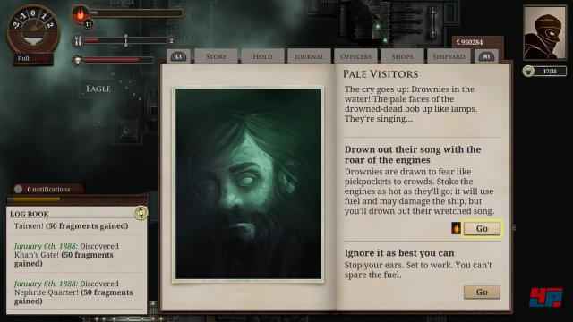 Screenshot - Sunless Sea (PS4)