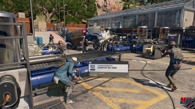 Man kann online kooperative Missionen annehmen oder versuchen, den Kampf mit anderen Spieler aufzunehmen - wenn die Technik mitspielt.
