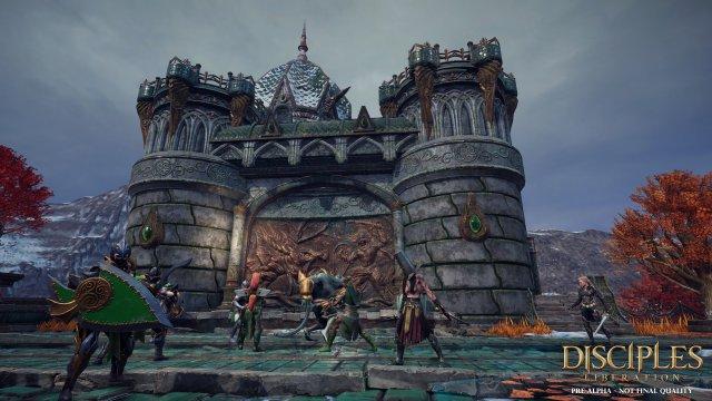 Screenshot - Disciples: Liberation (PC)