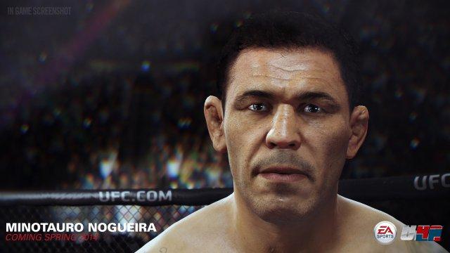 Screenshot - EA Sports UFC (PlayStation4) 92476501