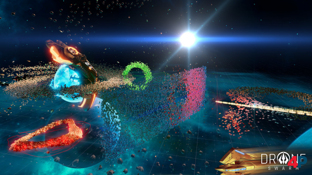 Screenshot - Drone Swarm (PC)