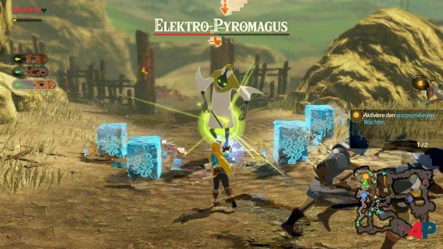 Screenshot - Hyrule Warriors: Zeit der Verheerung (Switch) 92629175
