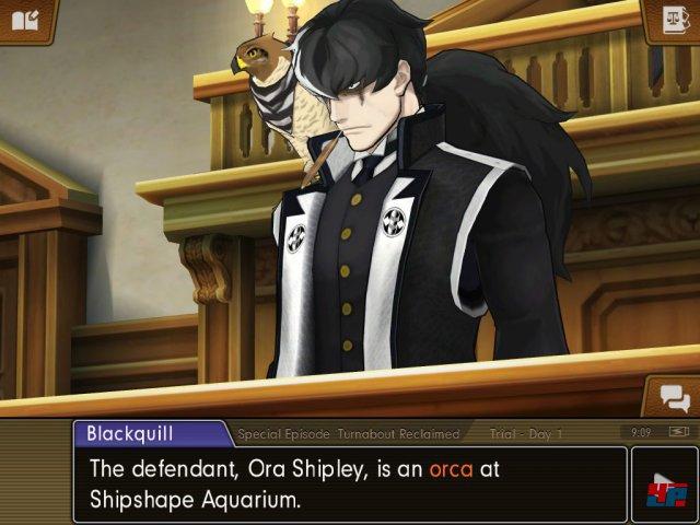 Screenshot - Phoenix Wright: Ace Attorney - Dual Destinies (iPad) 92488609