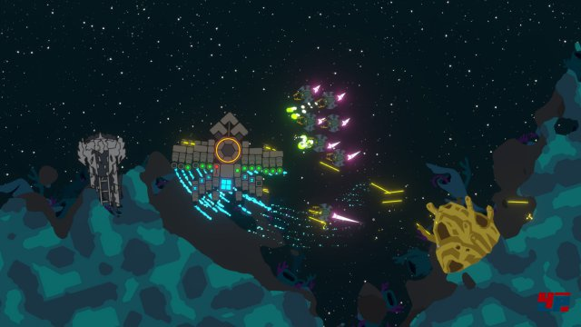 Screenshot - Nimbatus - The Space Drone Constructor (PC)