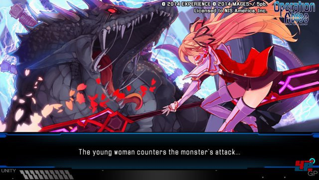 Screenshot - Operation Abyss: New Tokyo Legacy (PS_Vita) 92501420