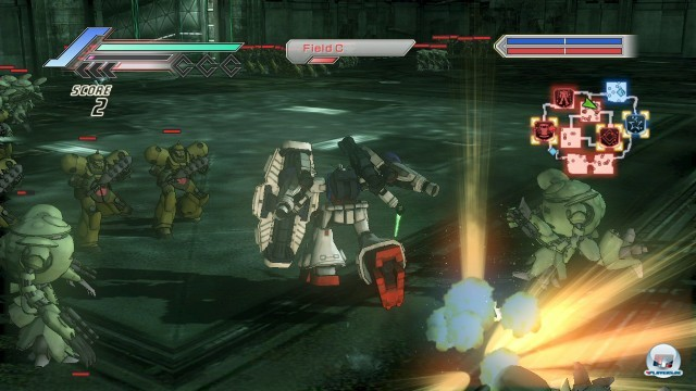 Screenshot - Dynasty Warriors: Gundam 3 (360) 2224314