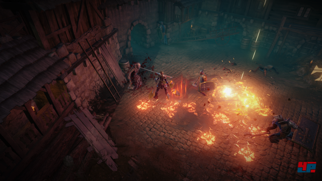 Screenshot - Vikings - Wolves of Midgard (Mac)