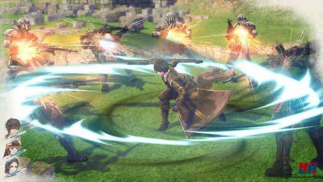 Screenshot - Valkyria: Azure Revolution (PlayStation4) 92516788