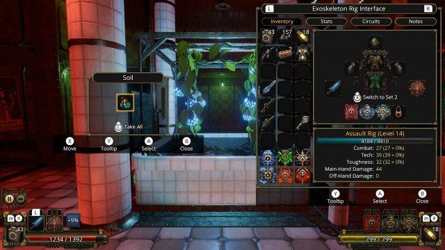 Screenshot - Vaporum: Lockdown (Switch) 92636430