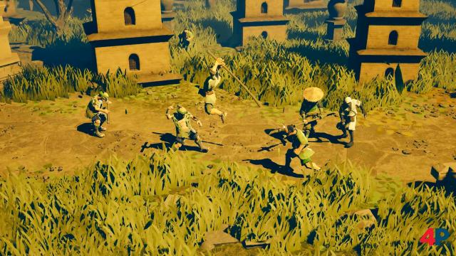 Screenshot - 9 Monkeys of Shaolin (PC, PS4, Switch, One) 92621237