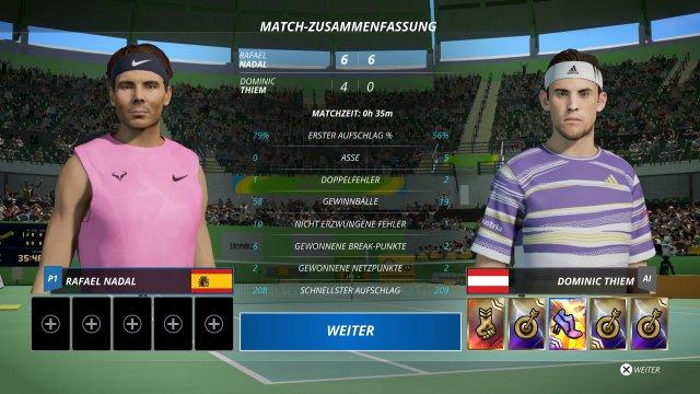 Screenshot - Tennis World Tour 2 (PS4) 92625833