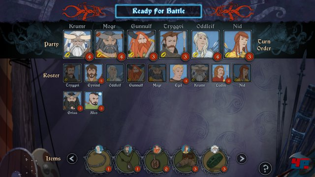 Screenshot - The Banner Saga 2 (PC) 92524976