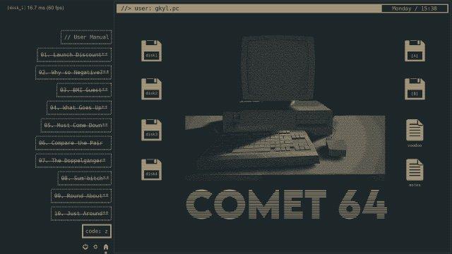 Screenshot - Comet 64 (PC) 92636079