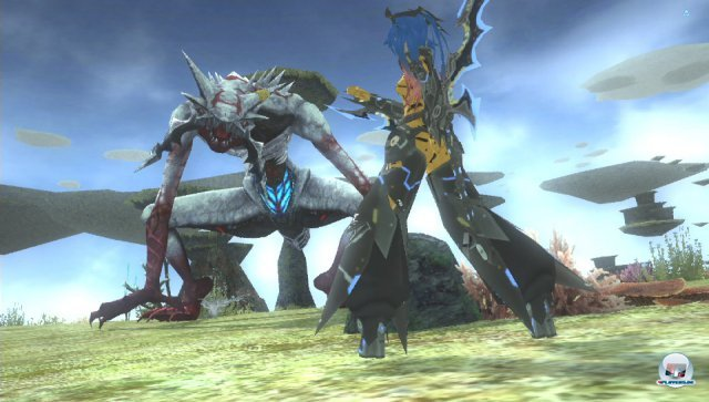 Screenshot - Phantasy Star Online 2 (PS_Vita)
