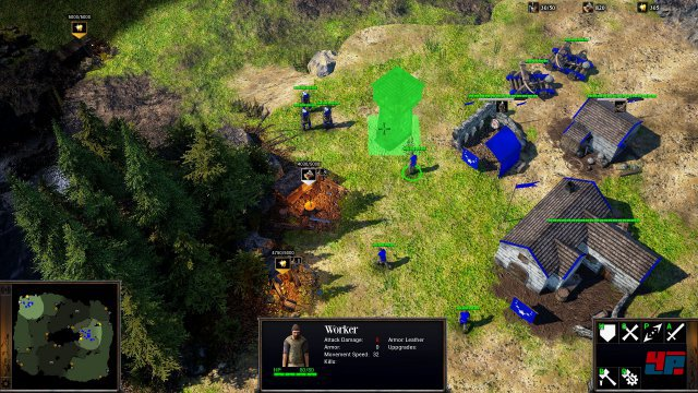 Screenshot - Bannermen (PC)