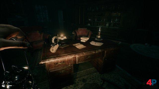 Screenshot - The Beast Inside (PC)