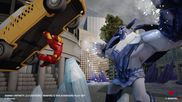 Screenshot - Disney Infinity 2.0: Marvel Super Heroes (PlayStation4) 92490773