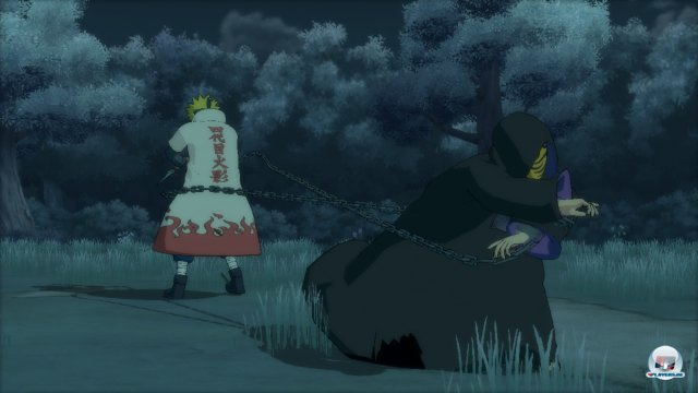 Screenshot - Naruto Shippuden: Ultimate Ninja Storm 3 (PlayStation3) 2373807