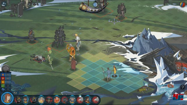 Screenshot - The Banner Saga 2 (PC) 92524992
