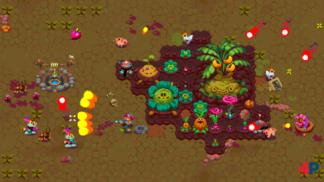 Screenshot - Atomicrops (PC)