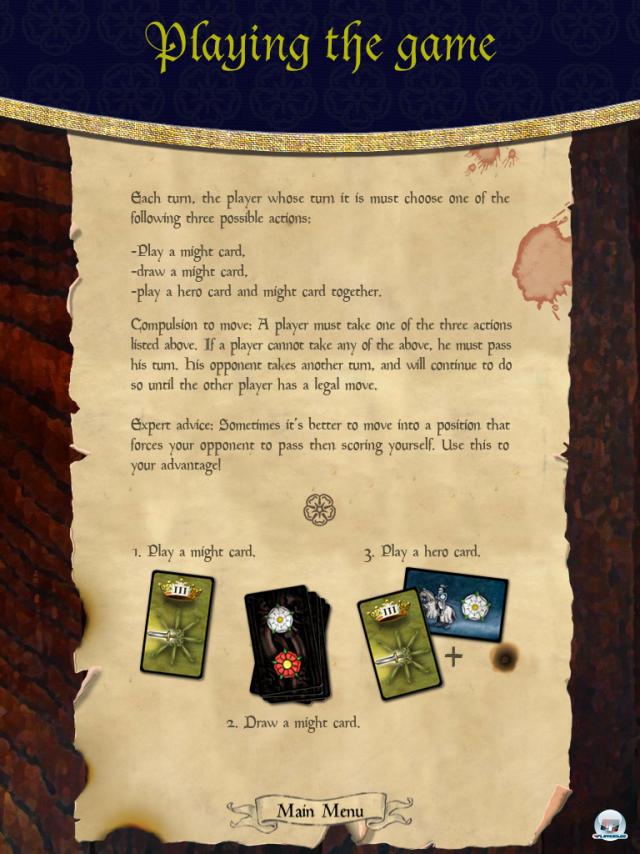 Screenshot - Rosenkönig (iPad)