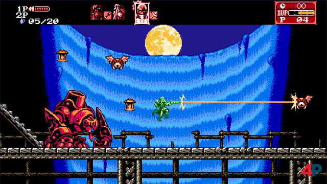 Screenshot - Bloodstained: Curse of the Moon 2 (PC)
