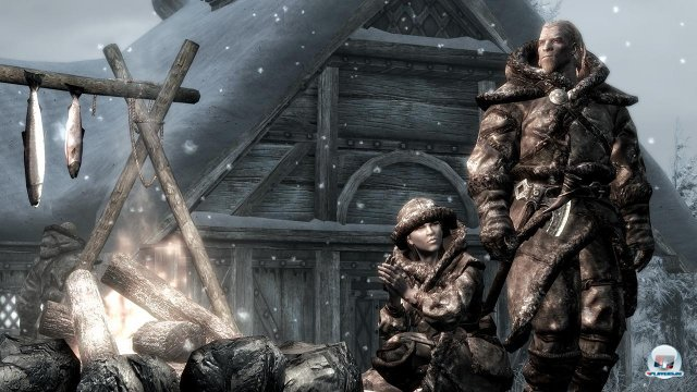 Screenshot - The Elder Scrolls V: Skyrim (360) 92422142