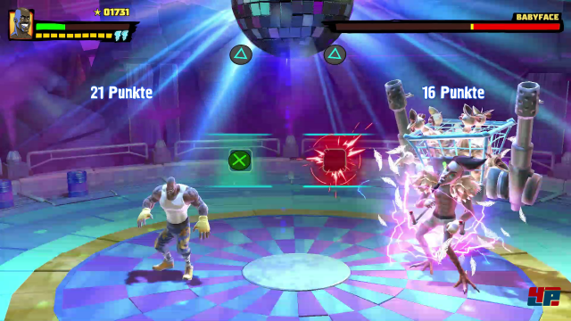Screenshot - Shaq Fu: A Legend Reborn (PS4) 92569418