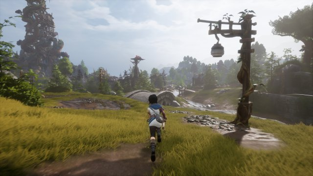 Screenshot - Kena: Bridge of Spirits (PlayStation5) 92649945