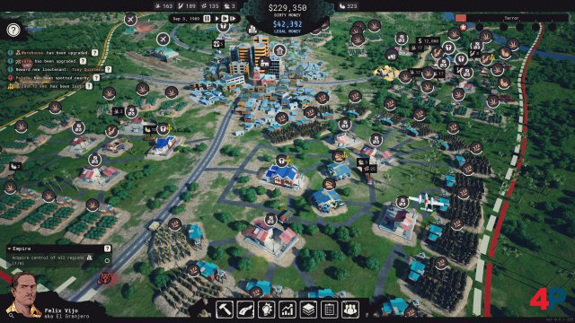 Screenshot - Cartel Tycoon (PC)