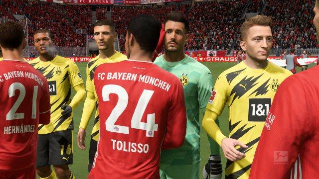 Screenshot - FIFA 21 (PlayStation5)