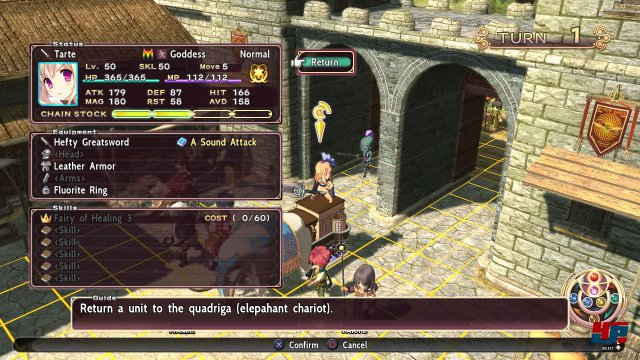 Screenshot - Tears to Tiara 2: Heir of the Overlord (PlayStation3) 92492054