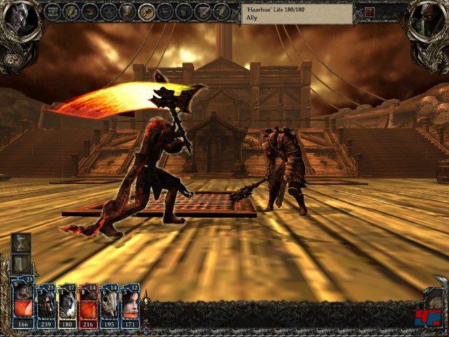 Screenshot - Disciples 3: Reincarnation (PC)