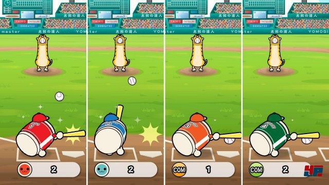 Screenshot - Taiko no Tatsujin: Drum 'n' Fun! (Switch) 92570324