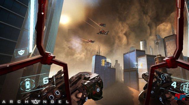 Screenshot - Archangel (VR) (HTCVive)
